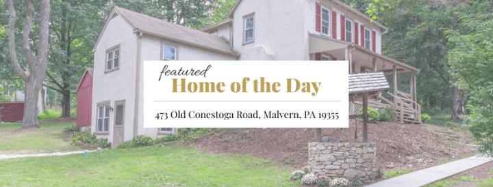 473 Old Conestoga Road, Malvern, PA 19355