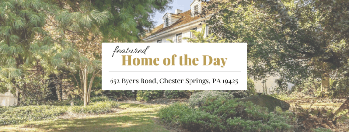 652 Byers Road, Chester Springs, PA 19425