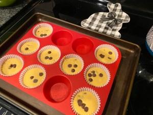 Keto Flourless Peanut Butter Muffin 6