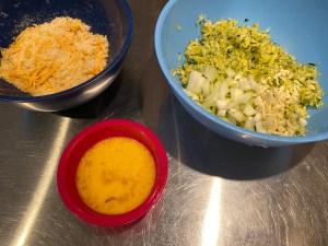 Keto Squash Zucchini Fritters 4