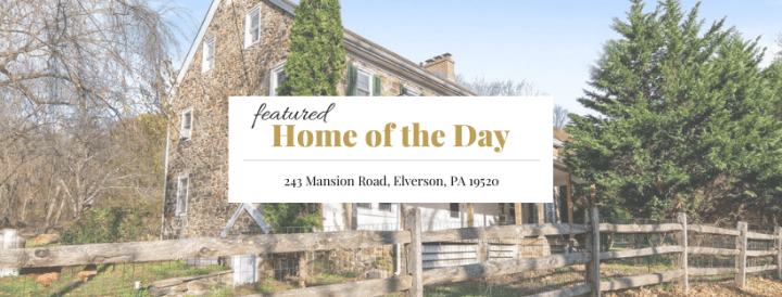 243 Mansion Road, Elverson, PA 19520