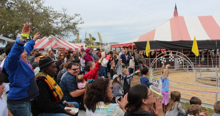 County Fair Unites Manatee while the US Government Shuts Down
