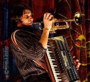 Alex Meixner - Photo by Michael G. Stewart