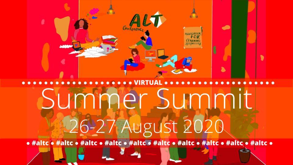 ALT's Summer Summit 2020