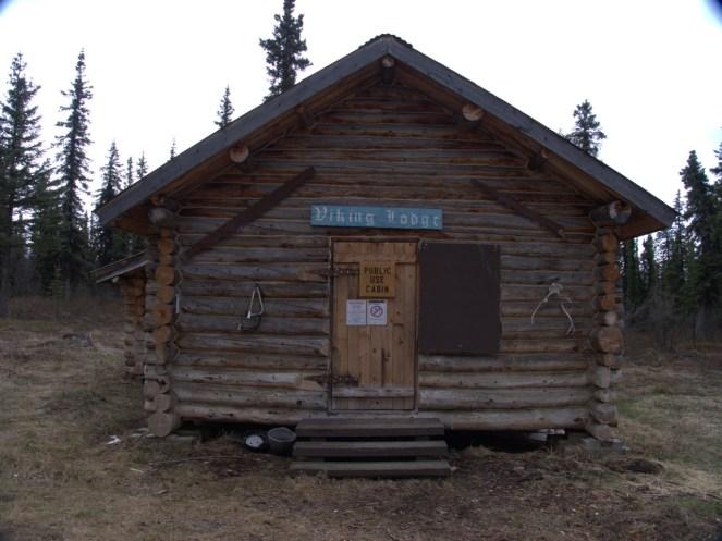 Viking Lodge public use cabin