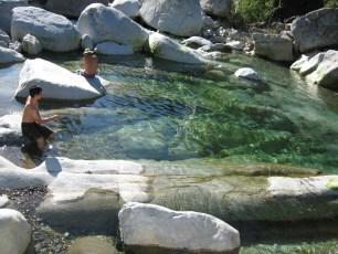 6/18/06: Where it all started - South Yuba River, CA