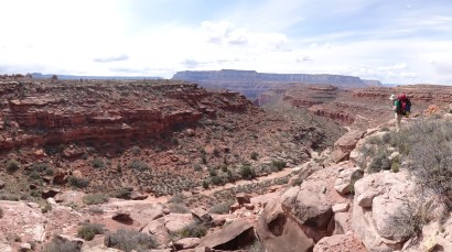 Looking for Ghost Rock and Cranberry Canyon