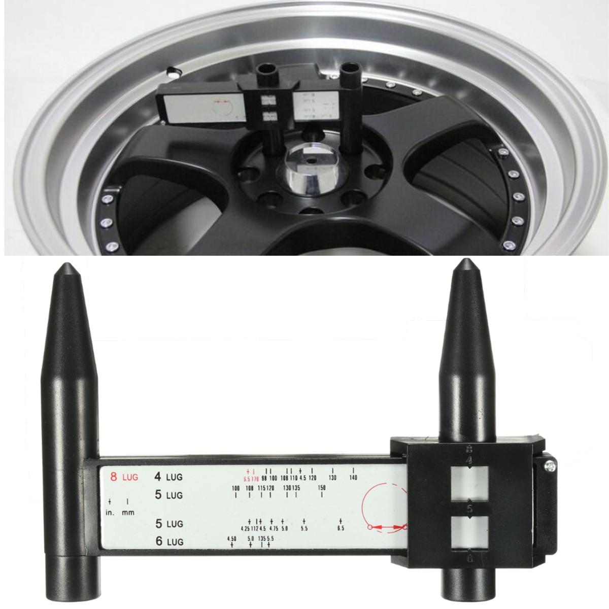Messuring Tools Wheel Bolt Pattern