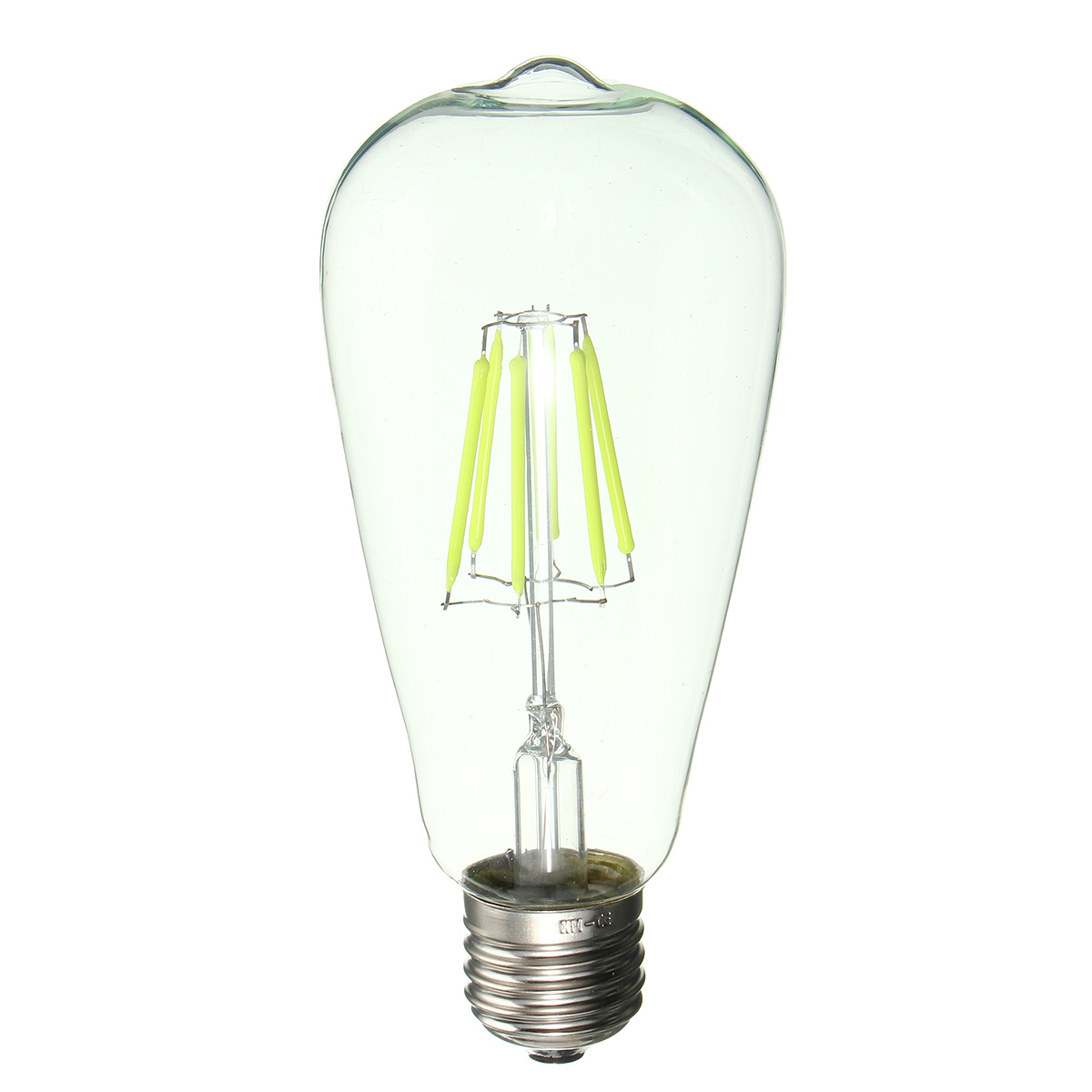 E27 Retro Edison Globe Bulbs 6w Screw Led Cob Bulbs Rgb