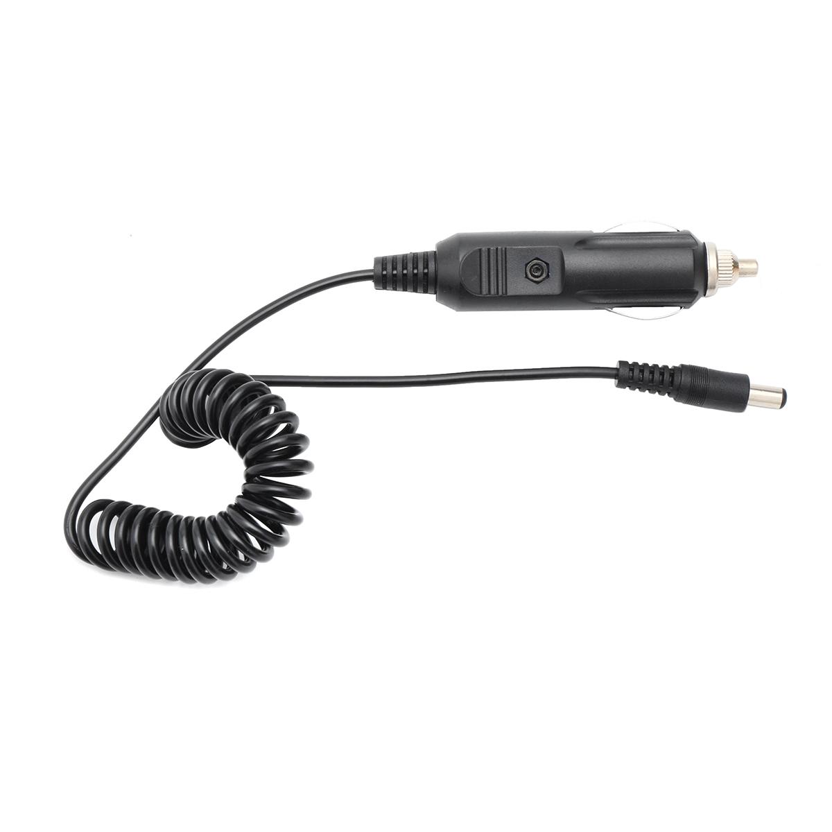 12v Car Cigarette Lighter Socket Power Supply Charger Cable Male Plug