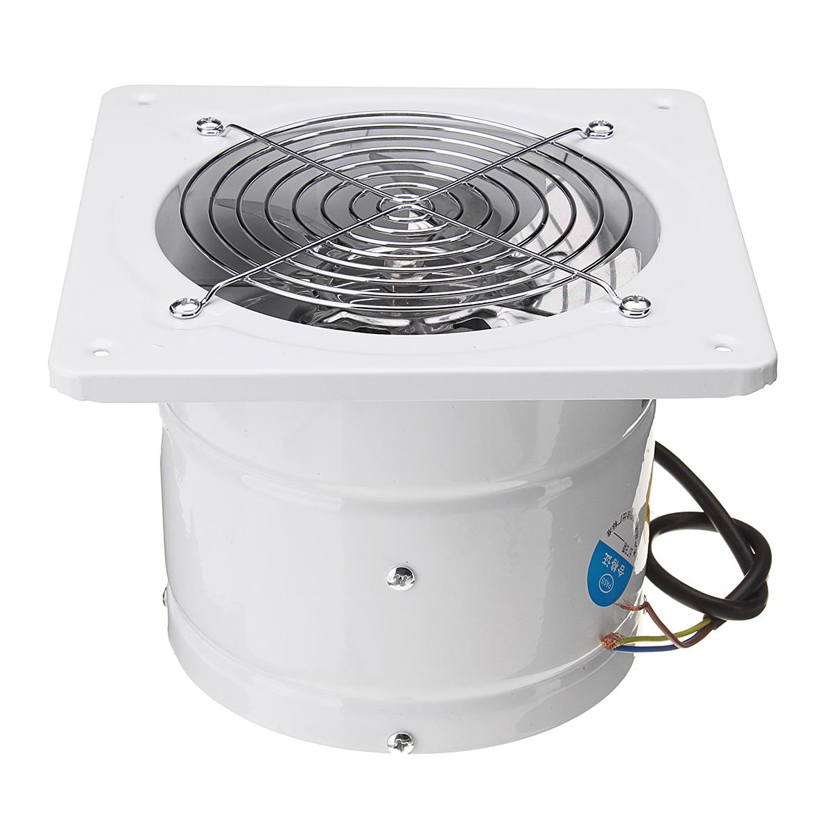 6 inch 40w inline duct booster fan