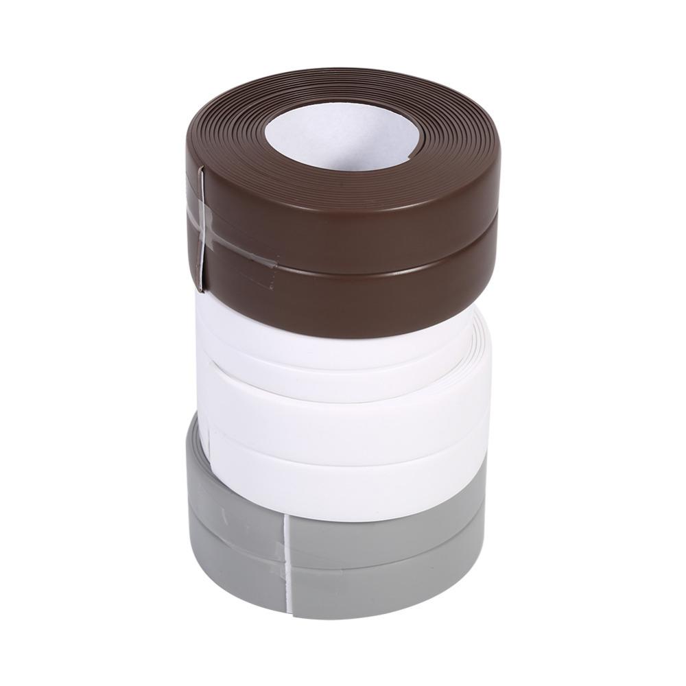 Honana 38mm Kitchen Bathroom Self Adhesive Wall Seal Ring