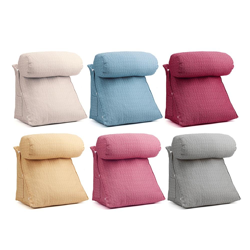 adjustable sofa back wedge cushion