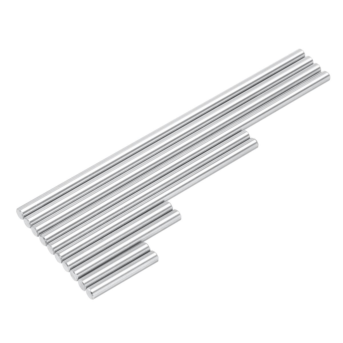 10pcs 5 2mm Ejector Pins Set 3 2 15 2cm Push Rifling