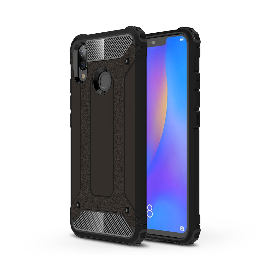 Diamond Armor Pc Tpu Heat Dissipation Protective Case