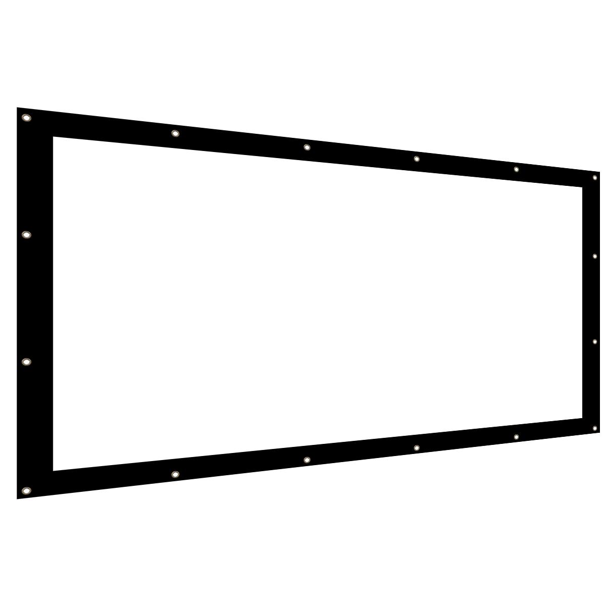 150inch 16 9 4 3 Hd Projector Display Screen Football Home