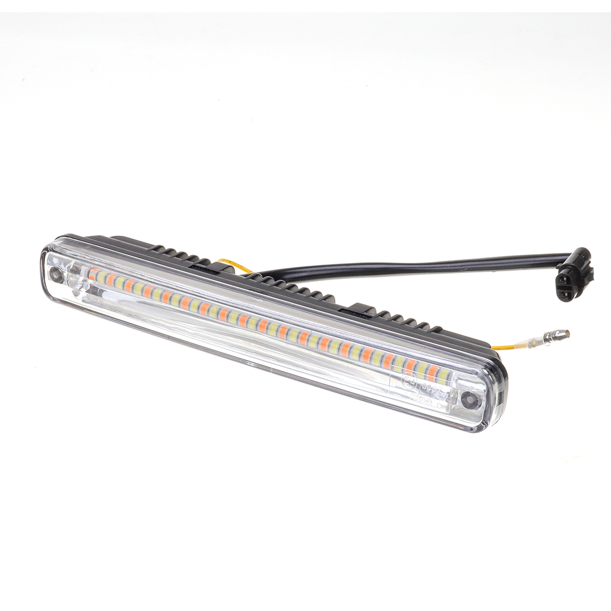 36 Led Dual Color Car Daytime Running Lights Drl Lamps