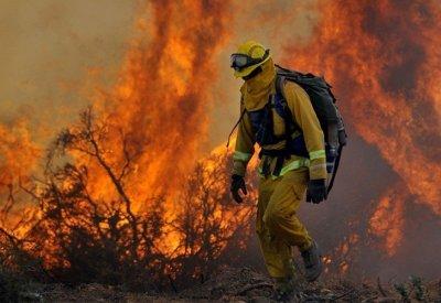 wildfires Goleta