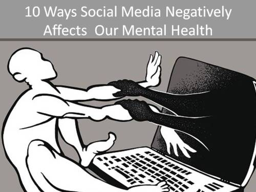 10 social media affects on mental health