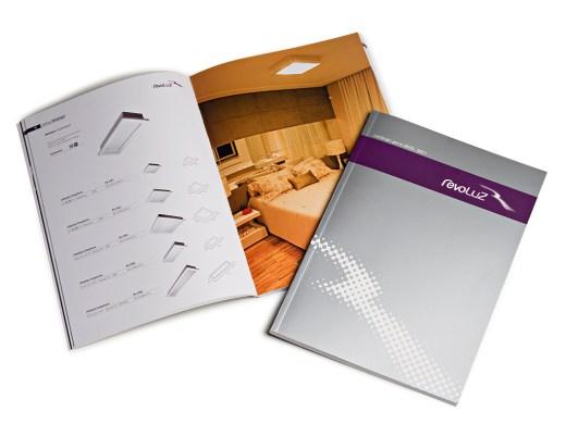 Catálogo Geral Revoluz 2010 - 2011