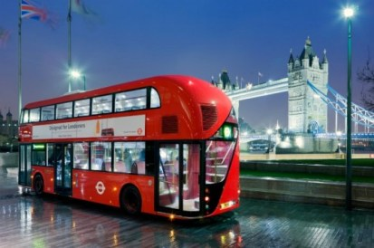 Foto de Referência do London Bus 2012
