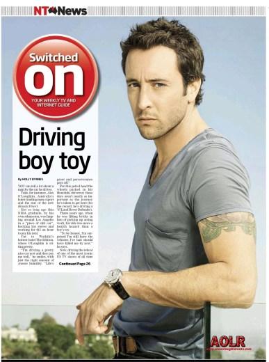 Northern Territory News 24 Jan 2011 (1)