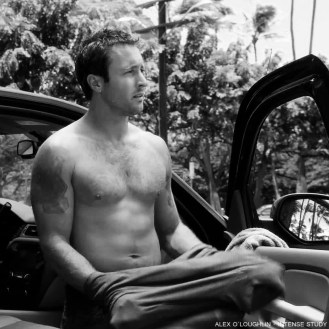 302 shirtless mcg bw
