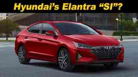 2019 / 2020 Hyundai Elantra Sport | The Sporty Value Alternative