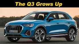 2019 Audi Q3 First Look