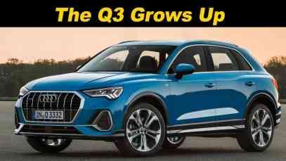 2019 Audi Q3 First Look