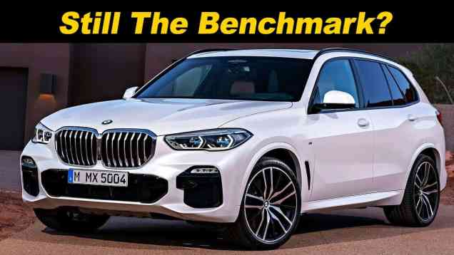 2019 BMW X5 | Is It Still The Mid-Sized Luxury King?