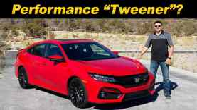 2020 Honda Civic Si | The Middle Child