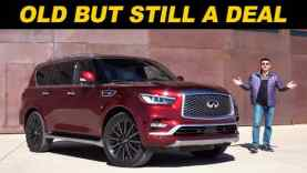 2020 Infiniti QX80 | The Mildest of Refreshes