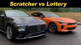 2020 Kia Stinger vs AMG GT 63 S | Bargain vs Premium