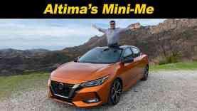 2020 Nissan Sentra | Is This The Best Small Sedan In America?
