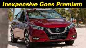 2020 Nissan Versa – First Look