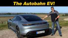 2020 Porsche Taycan | The Porsche of EVs
