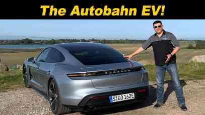 2020 Porsche Taycan | The Porsche of EVs