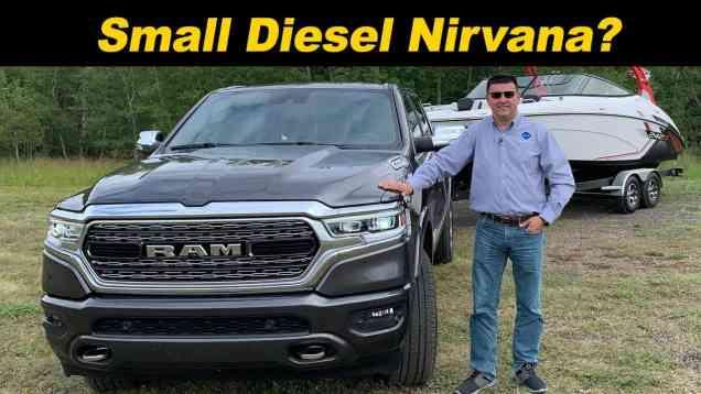 2020 RAM 1500 EcoDiesel First Drive | Best 1/2 Ton Diesel?