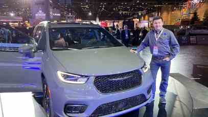 2021 Chrysler Pacifica | The Pinnacle Of Minivans