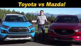 Battle For The Best | RAV4 vs CX-5