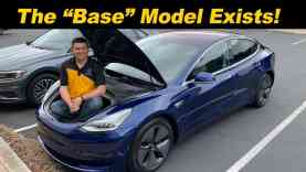 "Our ""Base"" Standard Range Model 3 Arrived!"