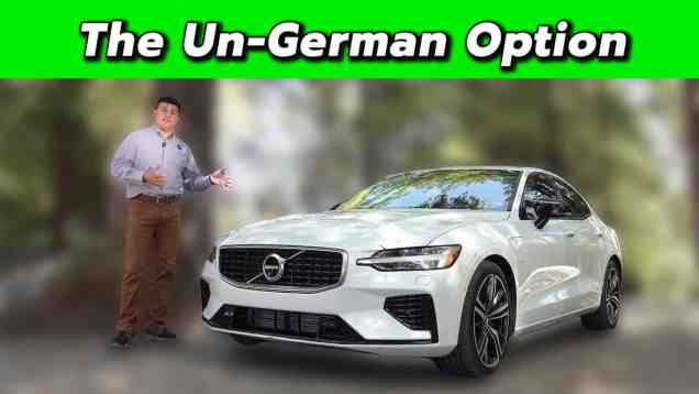 Marching To A Different Drummer | 2020 Volvo S60