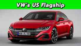 The Premium Passat? | 2021 VW Arteon First Look