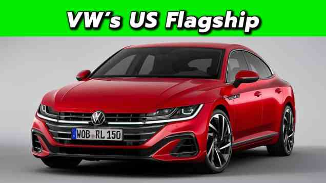 The Premium Passat? | 2021 VW Arteon First Look