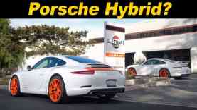 Vonnen Shadow Drive | The Other Way To Get A Hybrid Porsche