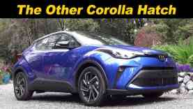 When is a Corolla Not A Corolla? 2020 Toyota C-HR