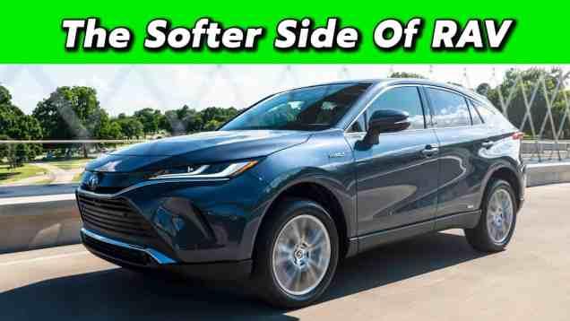 The RAV4 That Drives Like A Lexus | 2021 Toyota Venza Part 2