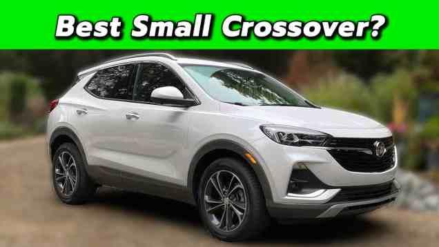Small-Premium Just Got A Little Bigger | 2020 Buick Encore GX