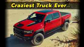 The Raptor Killer With The Hellcat Heart | 2021 RAM TRX